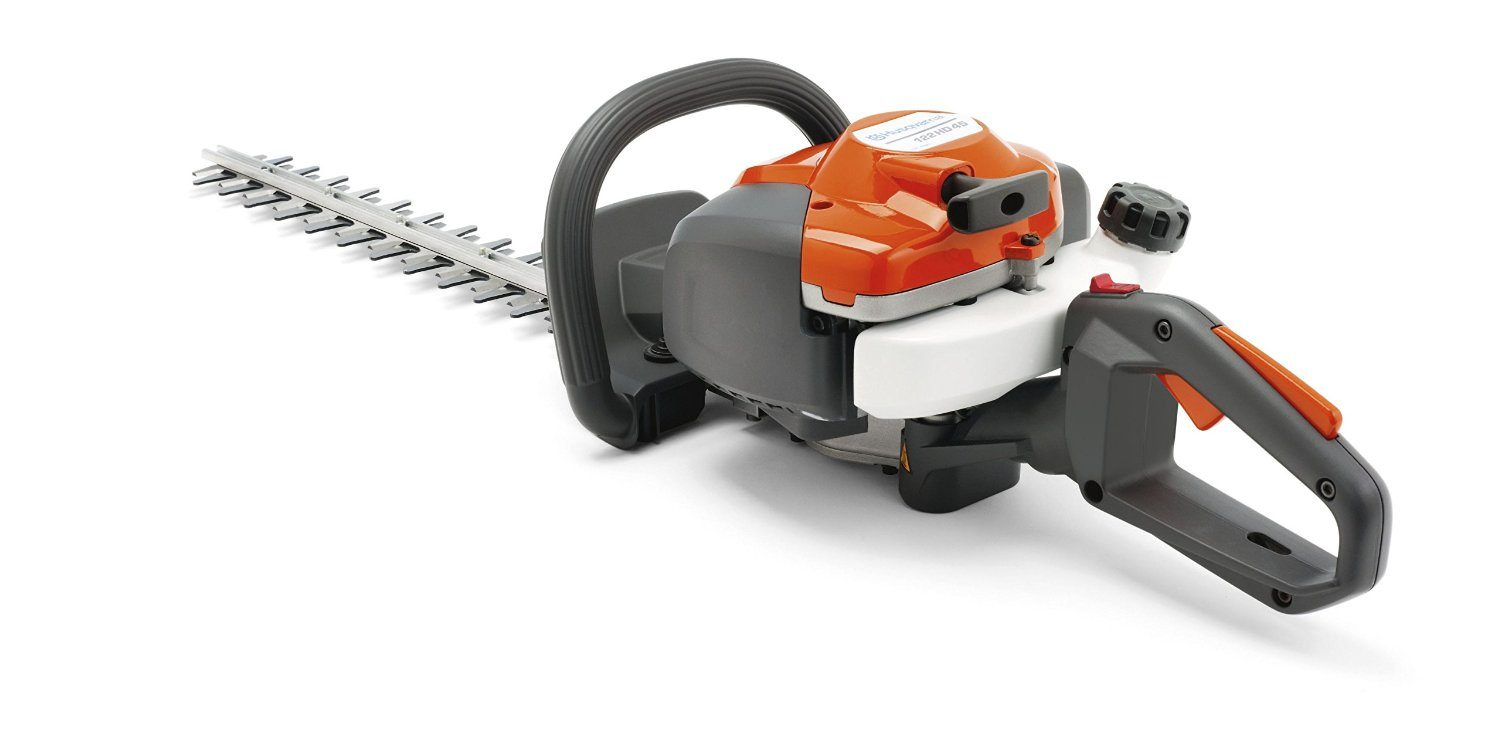 Husqvarna gas hedge trimmer