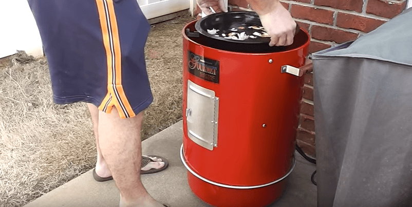 How To Use A Brinkmann Electric Smoker Outdoor Ideas