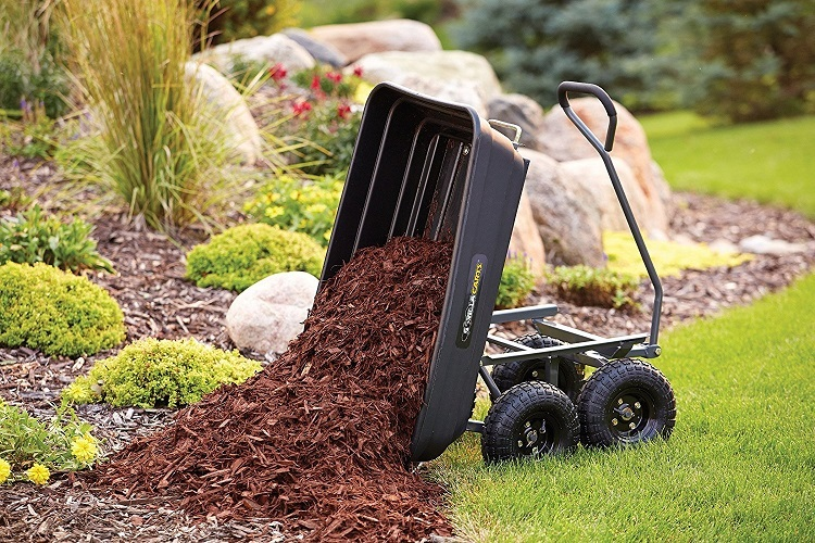 The Best Lawn Cart
