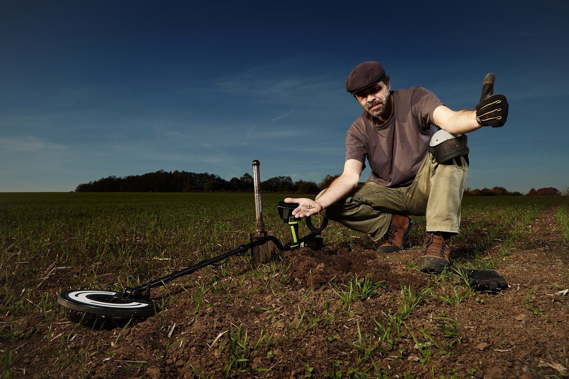 How to Get into Metal Detecting