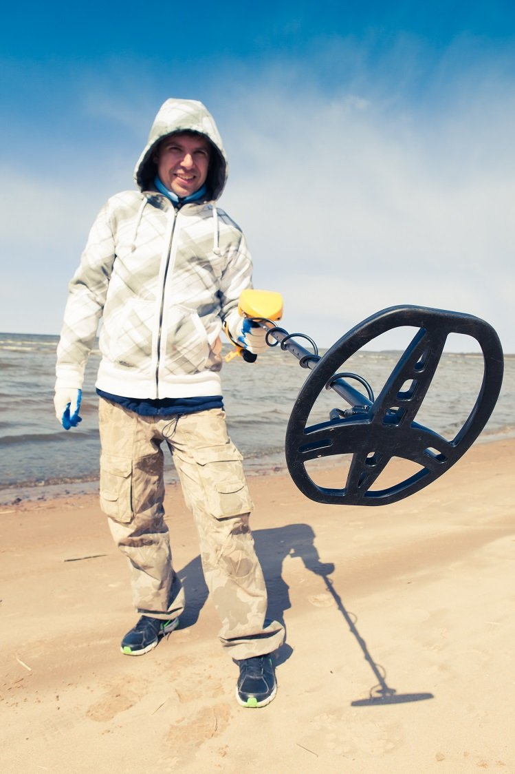 How to Read a Metal Detector