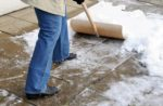 How To Shovel Snow From Your Driveway
