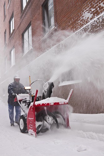environmental impact of snow blowers