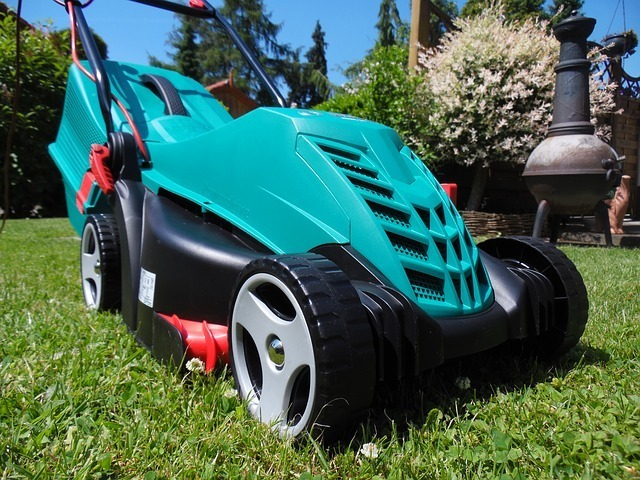 best corded lawn mower